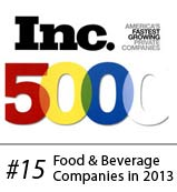 GiftBasketsOverseas.com Inc5000 Nomination in 2013
